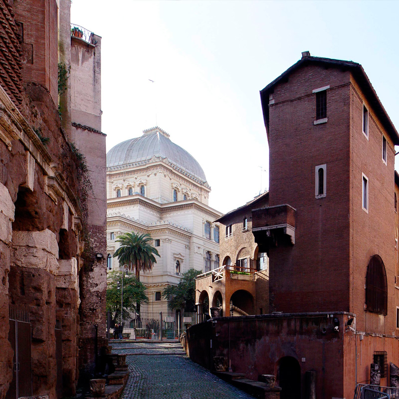 Tour ghetto romano di Roma