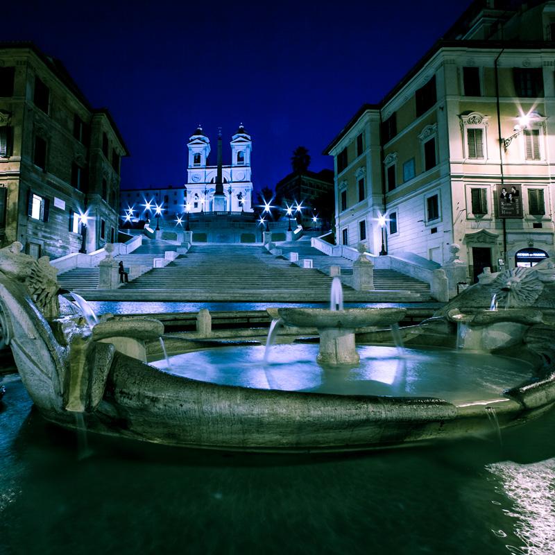 Tour passeggiata notturna a Roma