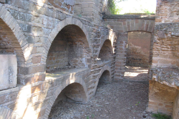 Vigna Randanini Jewish Catacombs