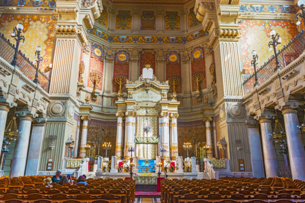 Rome Synagogue tour