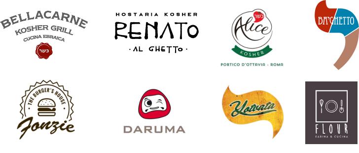 Tourist Info - Kosher food: Restaurants - Rome Jewish Tours by Marco
