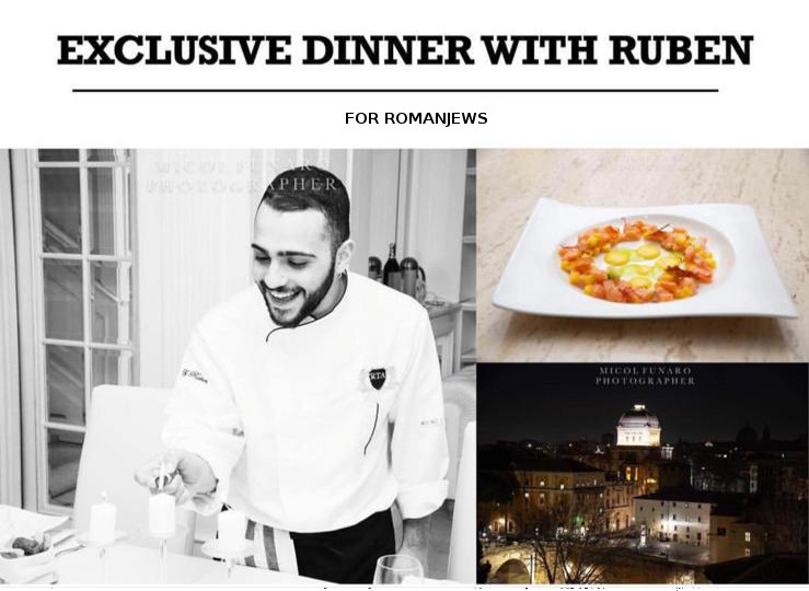 Kosher Cooking Classes - Rome Jewish Tours by Marco Misano