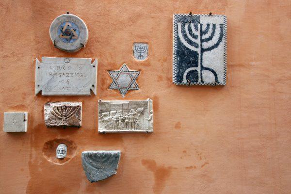 Symbols of the Jewish Ghetto