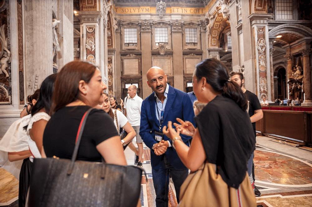 St. Peters Basilica Jewish Vatican tour